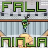 Fall Ninja game