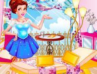 Princess Spa Day game