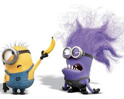 Minion Differences game