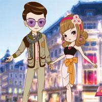 Honeymoon In London game