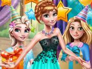 Princess Birthday Celebration game