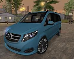 Mercedes-Benz V-Class game
