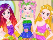 Barbie Fairy Princess Hairstyles game