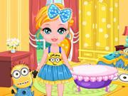 Baby Barbara Minion Craze game