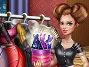 Sery Magazine Dolly Dress Up game