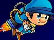 Blue Boy Adventure game