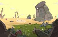 Desert Eagle Rescue Escape game