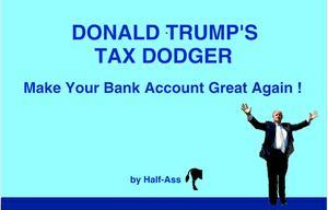 Donald Trump'S Tax Dodger game