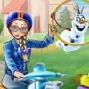 Enjoy Princess Scooter Ride game