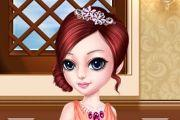 Prom Spa Salon Makeover Girl game