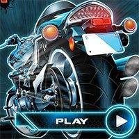 Modern Moto Racer game