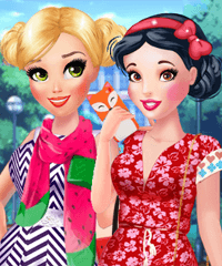 Princess Fashion Hunters game