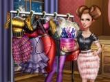 Sery Magazine Dolly Dress Up game