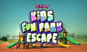 Kids Fun Park Escape game