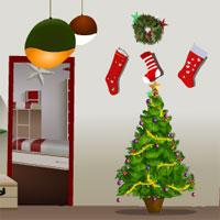 Christmas Decor Room Escape game