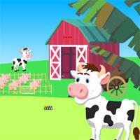 Village Cow Rescue game