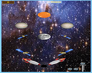 Outer Space Pinball