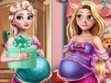 Princesses Birth Preparations game