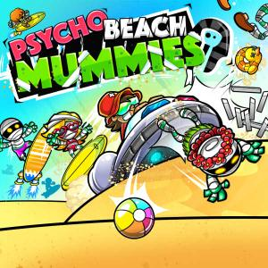 Game Shakers: Psycho Beach Mummies Action game