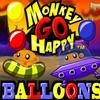 Monkey Go Happy Balloons game