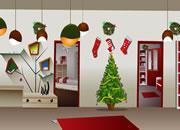 Toll Christmas Decor Room Escape game