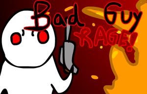 Bad Guy Rage! game
