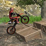 Moto Trials Offroad game