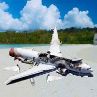 play Plane Crash Survival