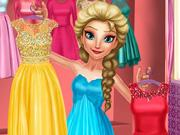 play Ice Queen Fashion Day