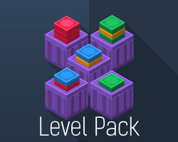 Stacko Level Pack game
