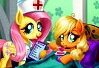 Applejack Stomach Care game