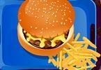Fast Food Burger game