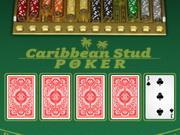 Caribbean Stud Poker game