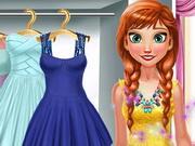 Ice Princess Fashion Day game