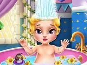 Aurora Baby Bath game