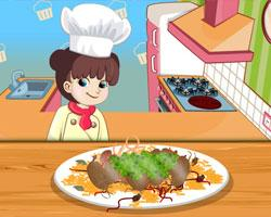 Arab Rice Recipe game
