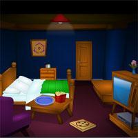 play Dark Night Room Escape