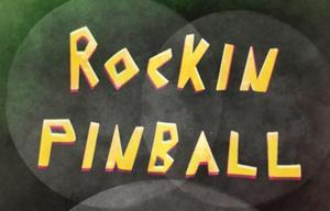 Rockin Pinball game