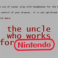 The Uncle Who Works For Nintendo