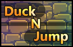 Duck N Jump game