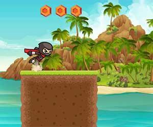 Ninja Run Html5 game