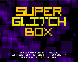 play Super Glitch Box