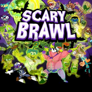 play Nickelodeon Scary Brawl Action