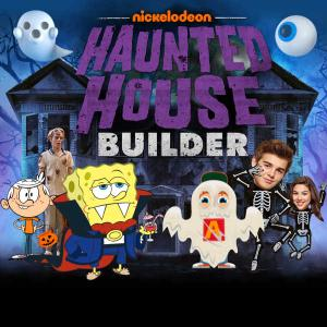 Nickelodeon: Haunted House Builder game