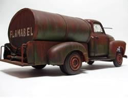 play Oil Tanker Truck