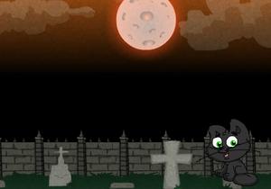 Find Sneaky Graveyard game