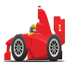 play Formula 1 Race Car