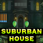 play Old Suburban House Escape