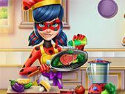 Miraculous Ladybug Real Cooking game