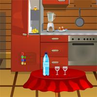 play Wooden Abode Escape